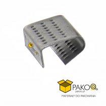 Zapinka metalowa blaszana 16 mm 1000 szt.