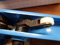 Napinacz H-21 (Bandownica do klamerek drucianych i plastikowych)