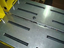 Automat pakujący GETRApack z ramą  850 x 600 mm
