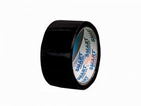 Taśma samoprzylepna o szerokości 48 mm/ klej akrylowy, kolor czarny / 50 m