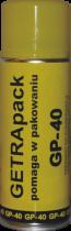 Preparat do konserwacji maszyn GETRApack GP-40(m.in. półautomat i automat)