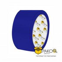 Taśma samoprzylepna o szerokości 48 mm/ klej akrylowy, kolor niebieski / 50 m