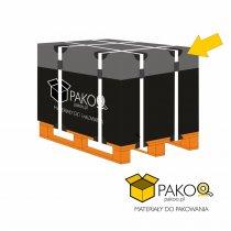 Folia LDPE do przykrywania palety z towarem 120 x 150 cm / 25 szt.